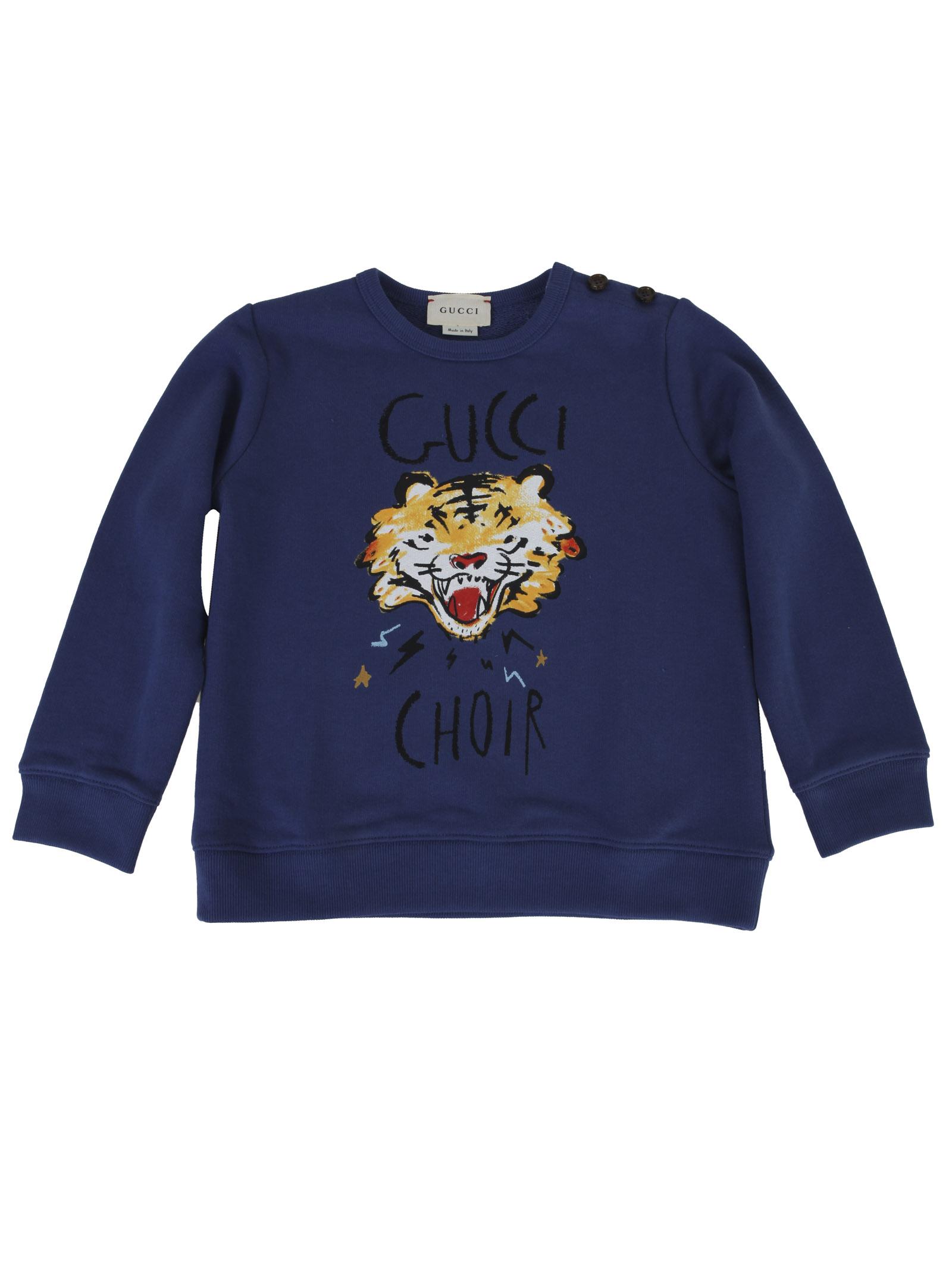 b9e7294edd Gucci Junior sweatshirt - Gucci Junior - Michele Franzese Moda