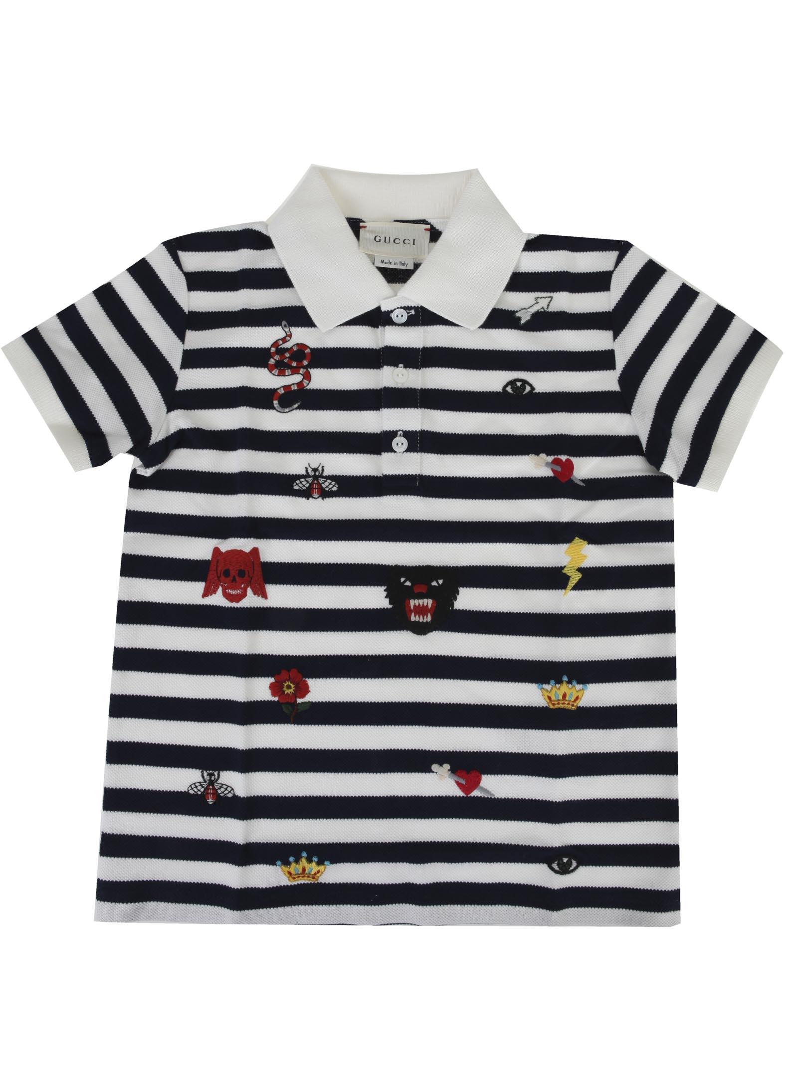 2e71b244 Michele Franzese Moda. 0. Gucci Junior polo shirt Gucci Junior | 2 |  548404XJAJS9219