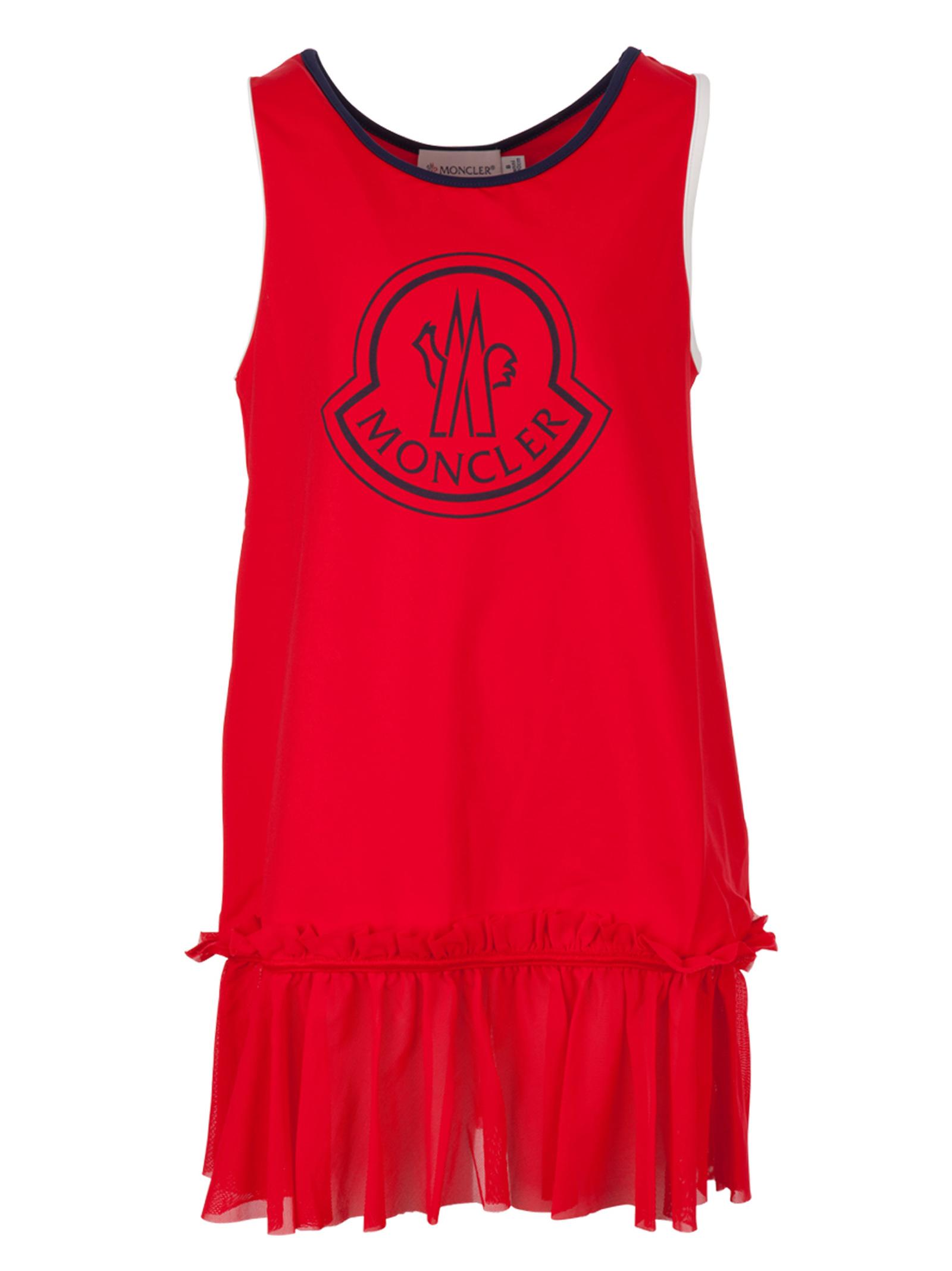 89273f60f Moncler Kids dress - Moncler Enfant - Michele Franzese Moda