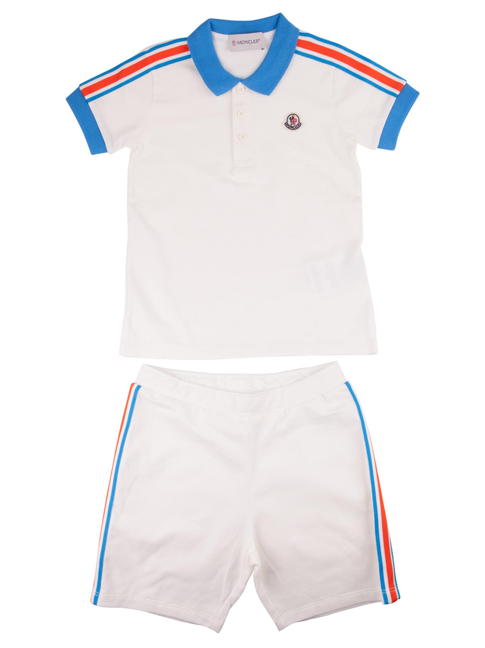 2800e24e37a2 Moncler Kids jumpsuit - Moncler Enfant - Michele Franzese Moda