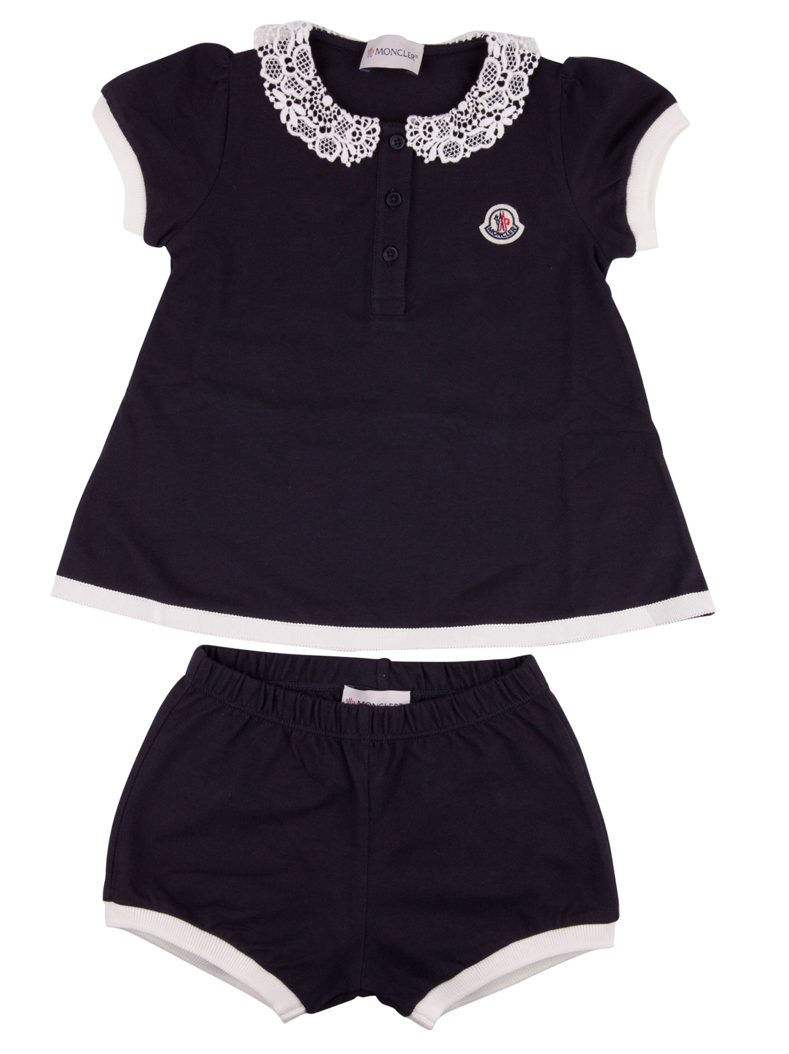 9a2d19f26 Moncler Kids jumpsuit