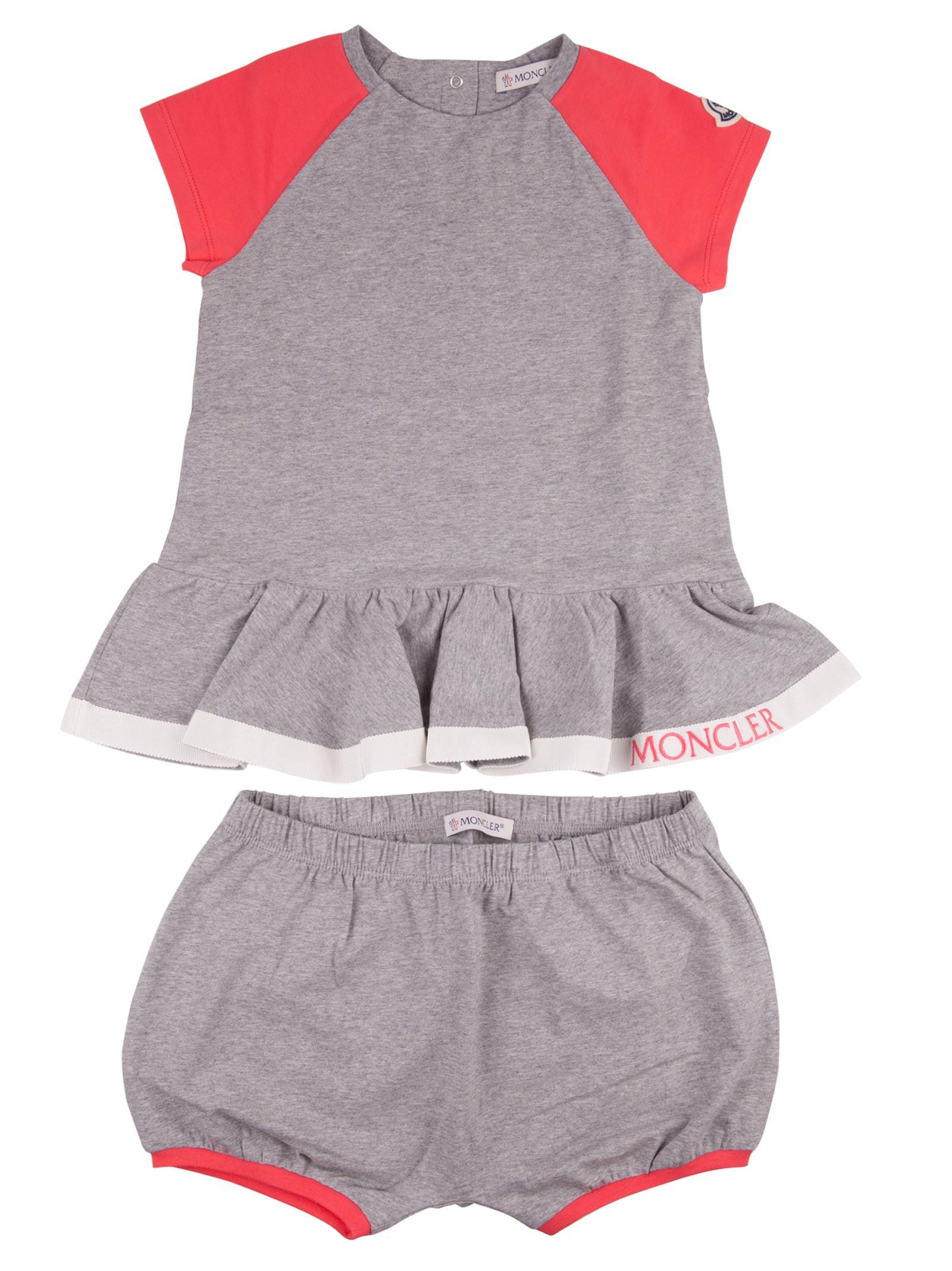 6fd1c8075783 Moncler Kids jumpsuit - Moncler Enfant - Michele Franzese Moda
