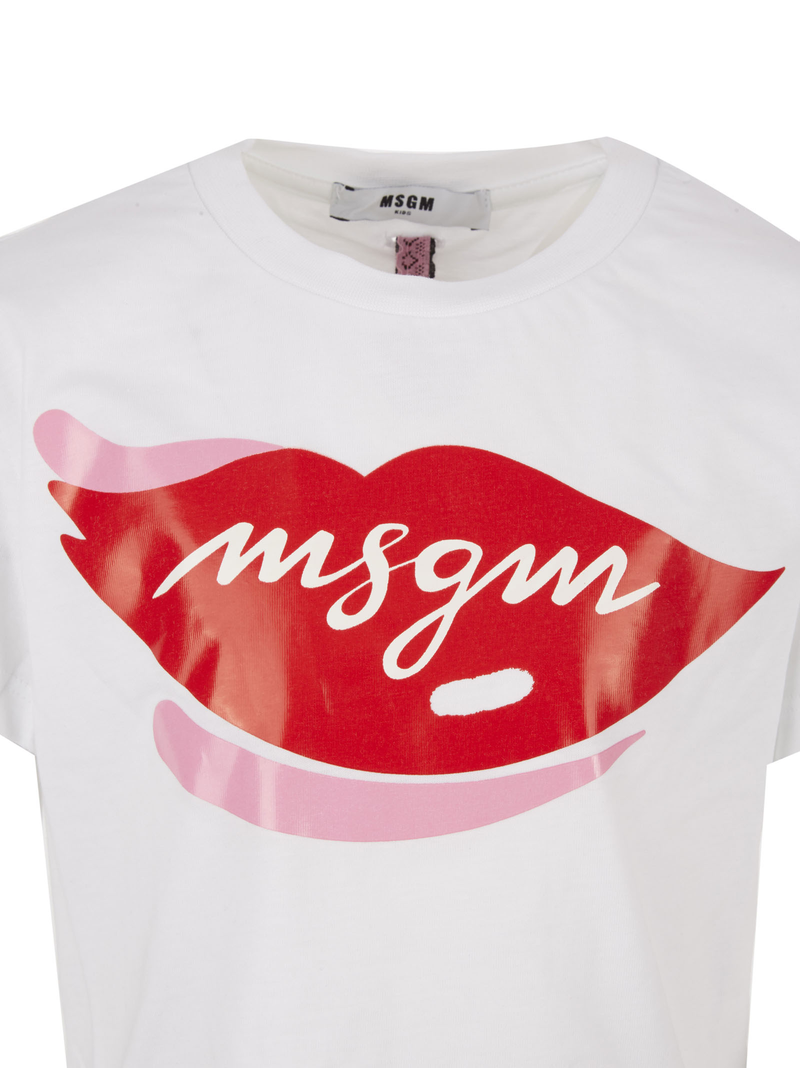 2385fa2720 T-shirt MSGM Junior