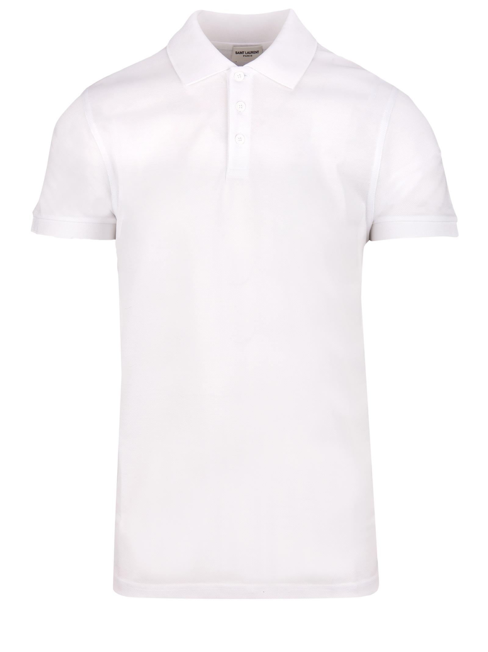 0e4b9594ca3673 Saint Laurent polo shirt - Saint Laurent - Michele Franzese Moda