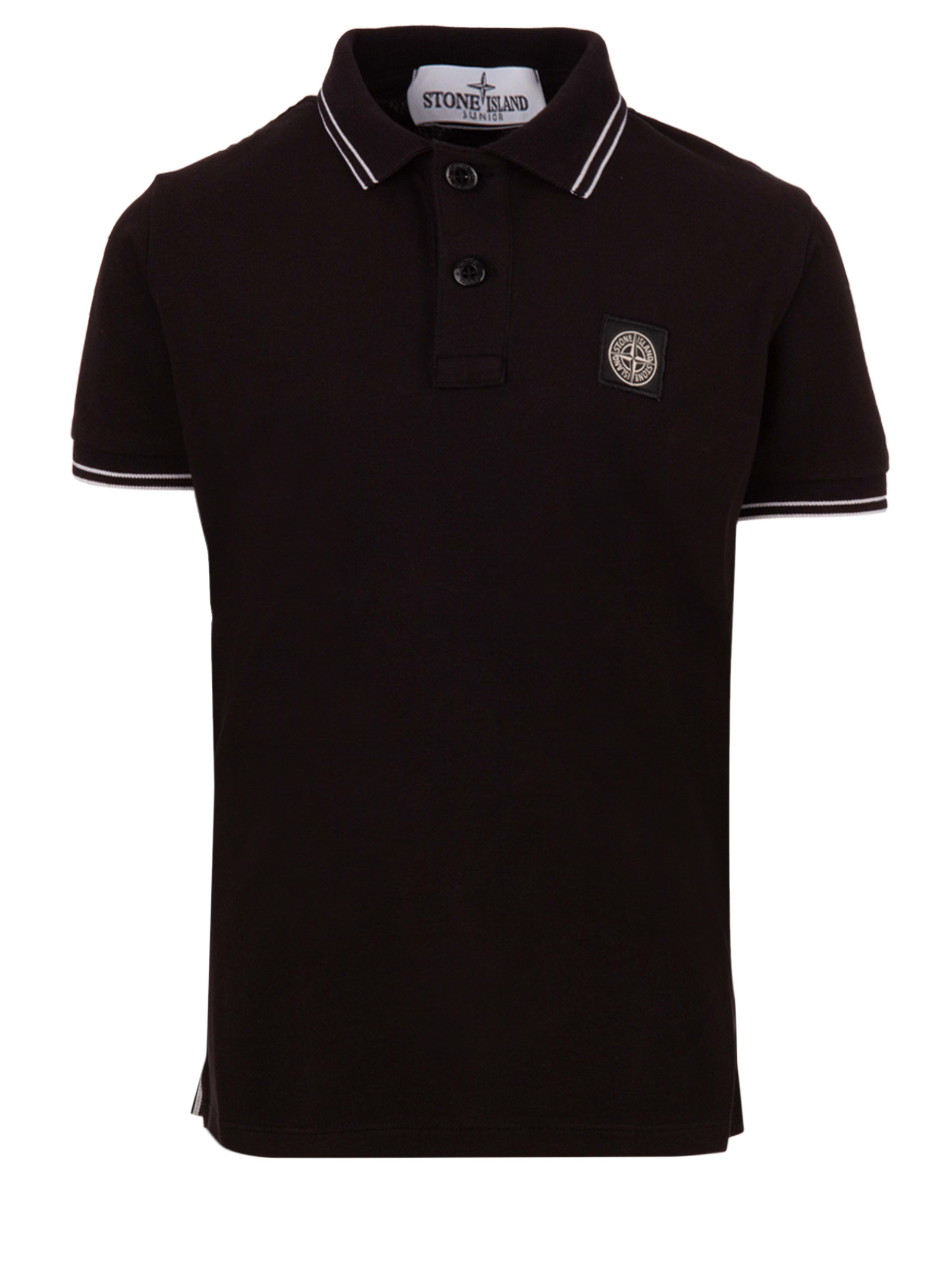 c1aa7ba7423 Stone Island Kids polo shirt - Stone Island Junior - Michele ...