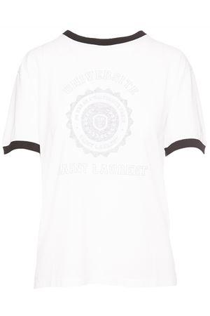 T-shirt Saint Laurent Saint Laurent | 8 | 480294YB2ET9015