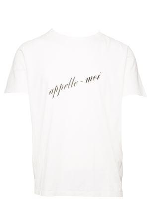T-shirt Saint Laurent Saint Laurent | 8 | 491155YB1IU9744