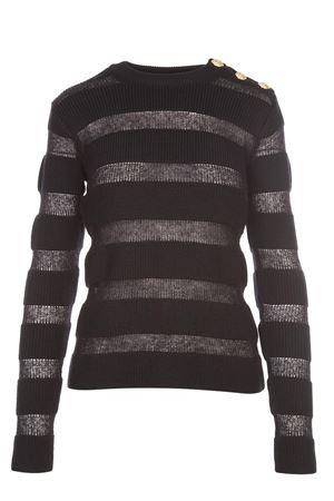 Balmain paris sweater BALMAIN PARIS | 7 | 106853817MC0100