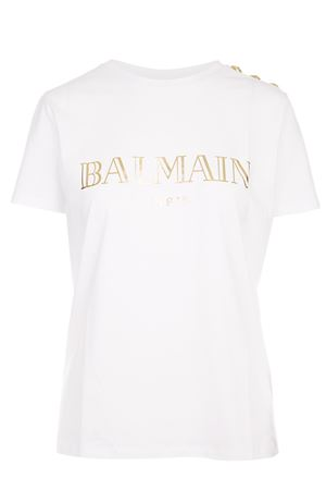 T-shirt Balmain Paris BALMAIN PARIS | 8 | 118591326IC0001