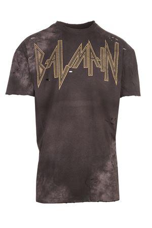 Balmain Paris t-shirt BALMAIN PARIS | 8 | W7H8060I065D1761