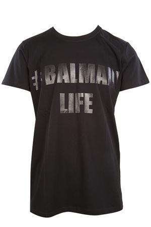 Balmain Paris t-shirt BALMAIN PARIS | 8 | W7H8601I041M176