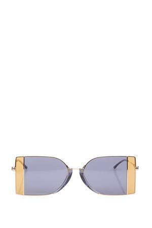 Occhiali da sole Calvin Klein CALVIN KLEIN205W39NYC | 1497467765 | CK8057SGOLDEN