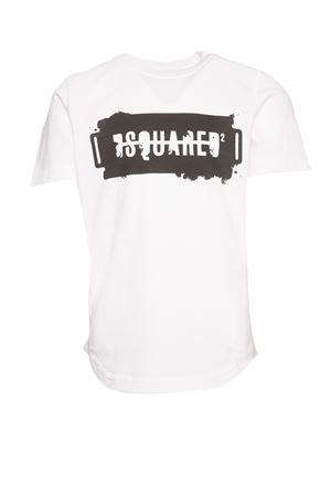 T-shirt Dsquared2 Junior Dsquared2 Junior   8   DQ020RD00MRDQ100