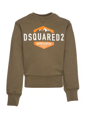 Felpa Dsquared2 Junior Dsquared2 Junior | -108764232 | DQ02KXD00G4DQ554