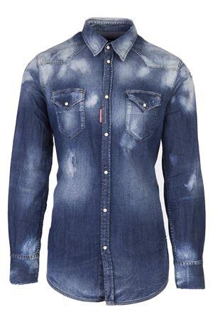 Dsquared2 shirt Dsquared2 | -1043906350 | S71DM0124S30341470