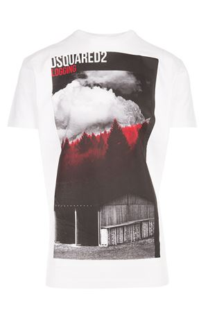 T-shirt Dsquared2 Dsquared2 | 8 | S71GD0557S22427100