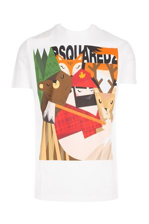 T-shirt Dsquared2 Dsquared2 | 8 | S71GD0561S22427100