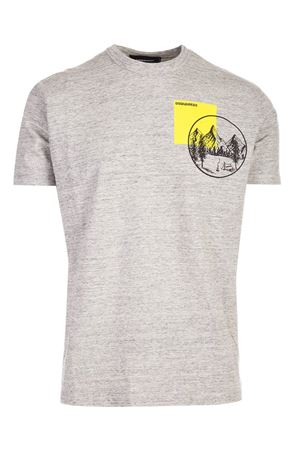 T-shirt Dsquared2 Dsquared2 | 8 | S71GD0567S22742858M