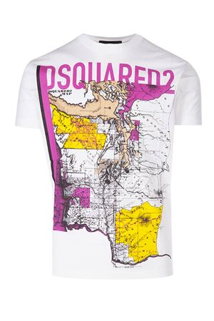 T-shirt Dsquared2 Dsquared2 | 8 | S74GD0302S22844100