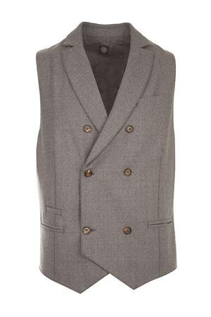Eleventy waistcoat Eleventy | 77132913 | 979GL0033PAN2401114