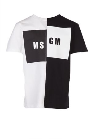 T-shirt MSGM Junior MSGM Junior | 8 | 010888002/13
