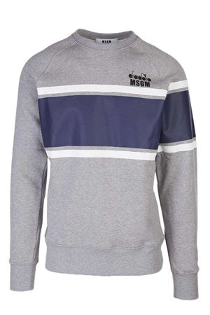MSGM x Diadora sweatshirt MSGM | -108764232 | 2340MM30217477796