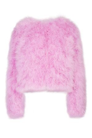 MSGM fur coat MSGM | 41 | 2341MDH0117472912