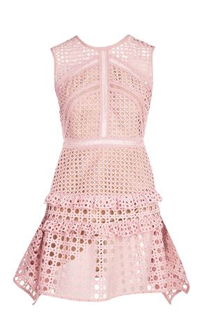 Self Portrait dress Self Portrait | 11 | SP14044PINK