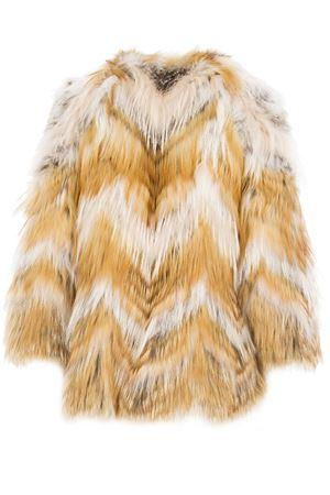 Yves Salomon coat YVES SALOMON | 41 | 8WYV52262RDFRB0104