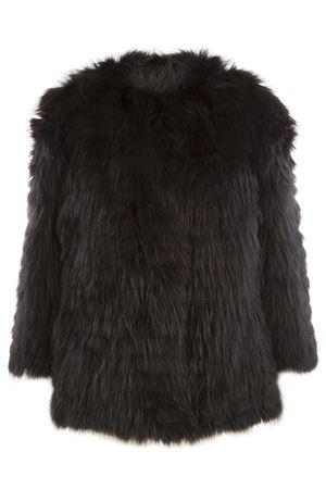 Yves Salmono fur coat YVES SALOMON | 41 | 8WYV52262RDJXC99