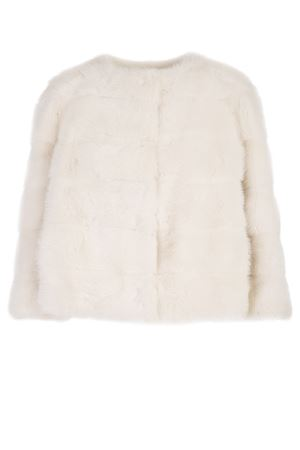 Yves Salomon fur coat YVES SALOMON | 41 | 8WYV71750VCXX503