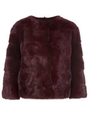 Yves Salomon fur coat YVES SALOMON | 41 | 8WYV71750VCXXA6022