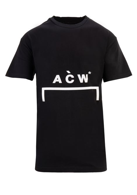 T-shirt A Cold Wall A Cold Wall | 8 | BLACKTEE2BLAK