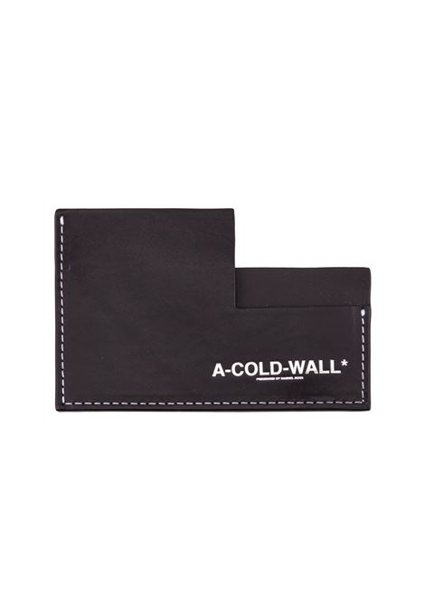 A Cold Wall cardholder A Cold Wall | 633217857 | CH1BLAK