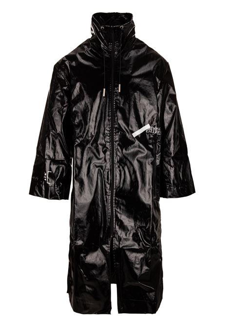 A Cold Wall parka A Cold Wall | 236 | CWC100BLAK