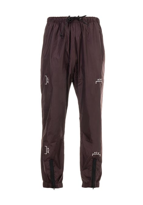 A Cold Wall trousers A Cold Wall | 1672492985 | CWT103BURG