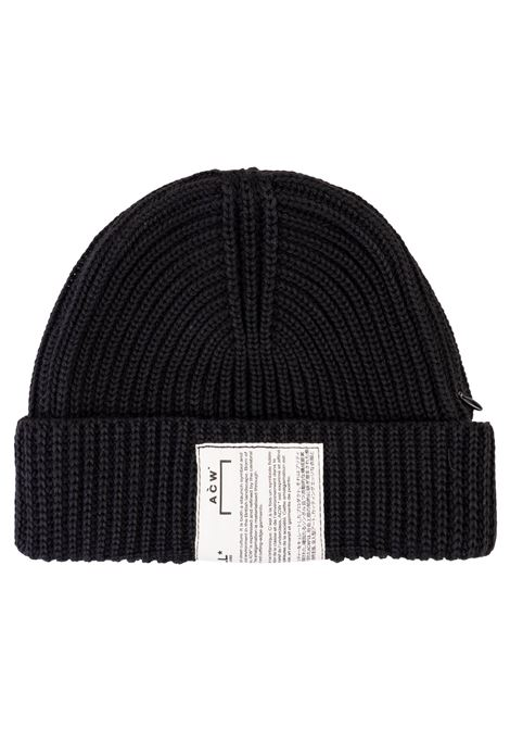 A Cold Wall beanie A Cold Wall | 26 | CWY107BLAK