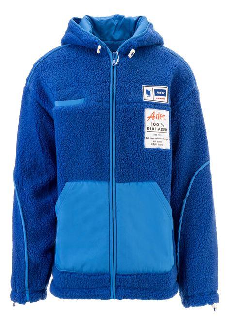Ader Error sweatshirt Ader Error | 13 | 18AFWJP03BLUE