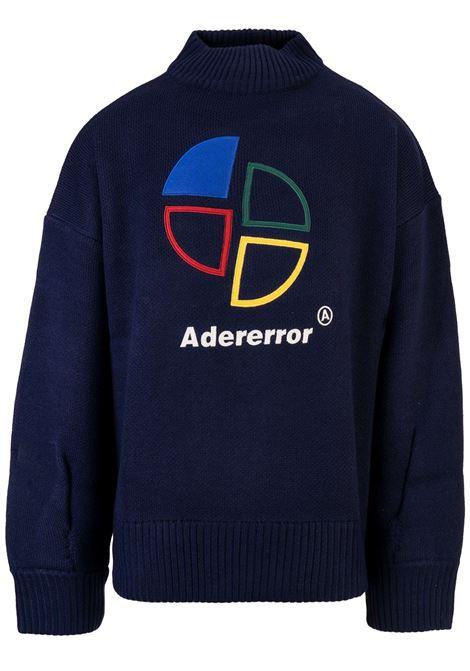 Ader Error sweater Ader Error | 7 | 18AFWKT01NAVY