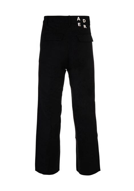 Ader Error trousers Ader Error | 1672492985 | 18AFWPT14BLAK