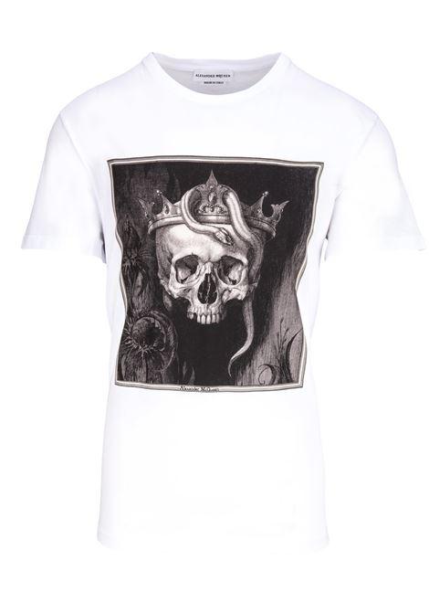 T-shirt Alexander McQueen Alexander McQueen | 8 | 520304QLZ730900