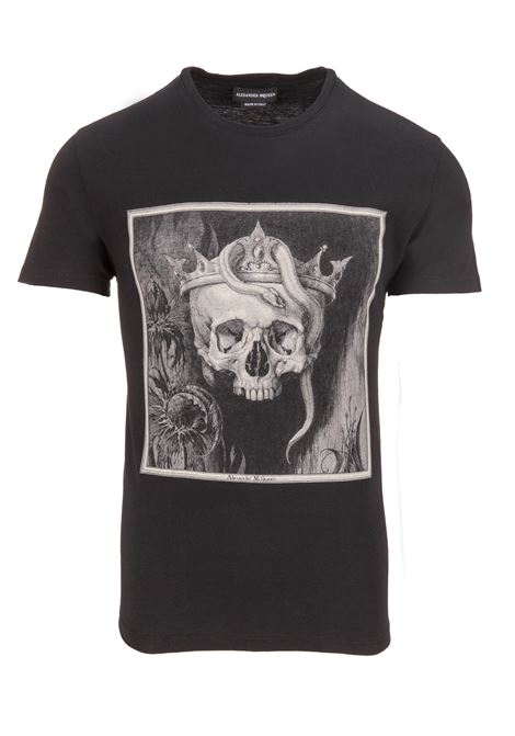 T-shirt Alexander McQueen Alexander McQueen | 8 | 520304QLZ730901