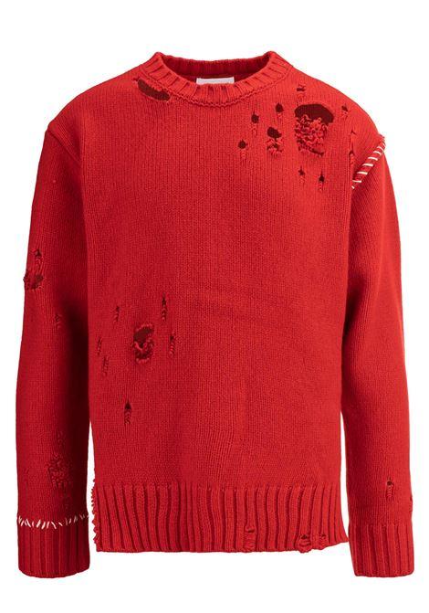 Ambush sweater Ambush | 7 | AMBKN116RED