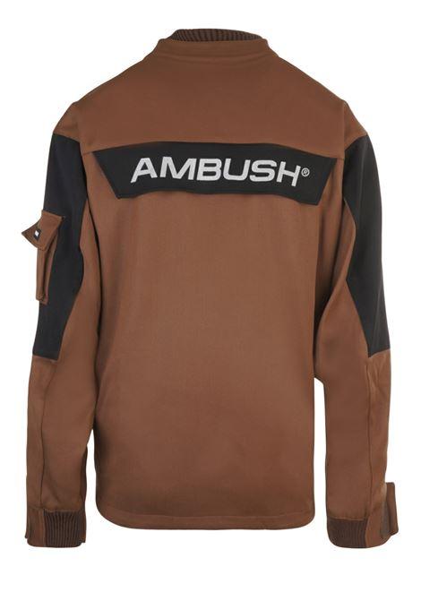 Ambush jacket Ambush   13   AMBOT172BRWN