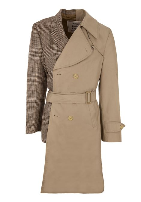 Trench Andrea Crews Andrea Crews | -1181181492 | UPCOMINGBEIGE