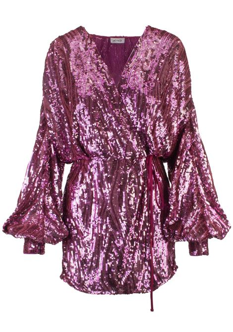 Attico dress Attico | 11 | ATW18439SEQUIN