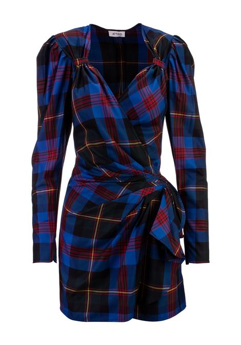 Attico dress Attico | 11 | ATW18462TARTAN