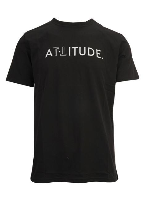 T-shirt Attitude Attitude | 8 | ATT10TNERO