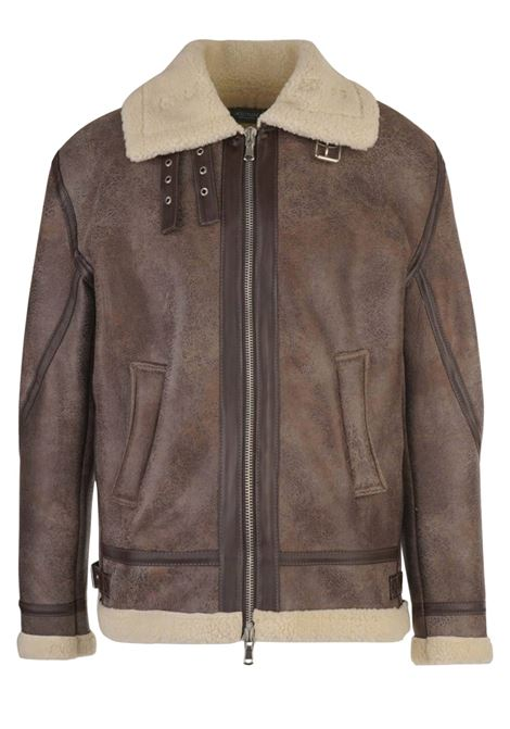 Atittude jacket Attitude | 13 | ATT14GMARRONE