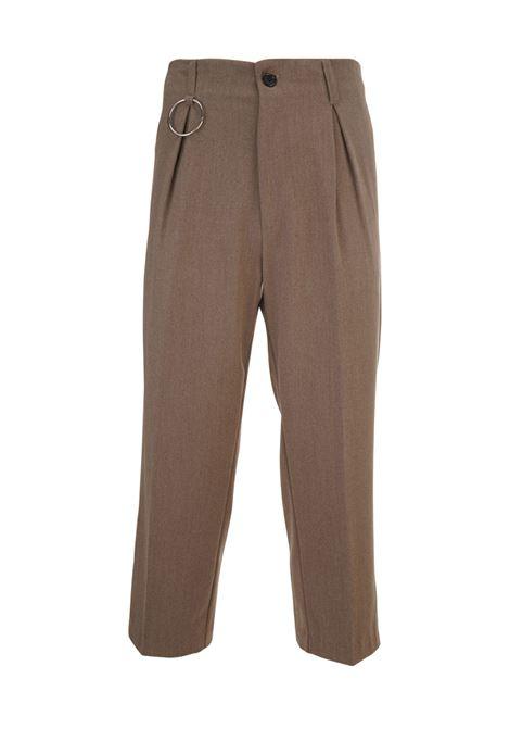 Attitude trousers Attitude   1672492985   ATT9PCAMMELLO